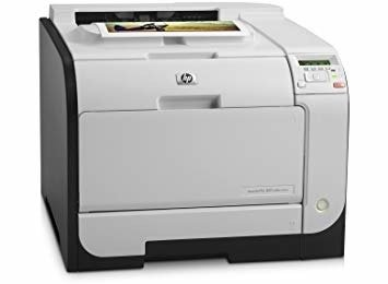 HP LASERJET 400 M451dn Duplex Color