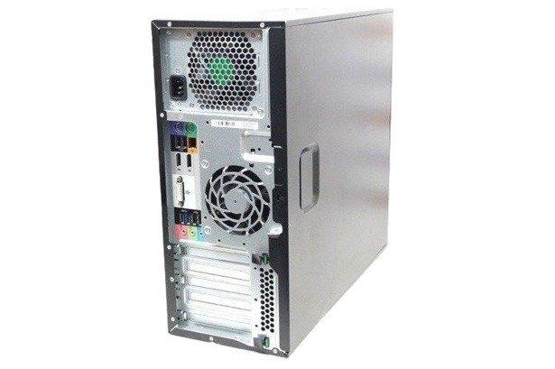 HP WorkStation Z230 Tower E3-1245 v3 3.4GHz 16GB 500GB +120SSD NVS Windows 10 Home PL