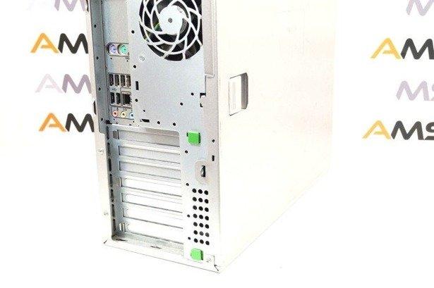 HP WorkStation Z400 W3520 4x2.66GHz 6GB 480GB SSD DVD NVS Windows 10 Home PL