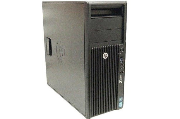 HP WorkStation Z420 TW E5-1607 16GB 1TB DVD NVS Windows 10 Professional PL