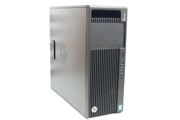 HP WorkStation Z440 E5-1603v3 4x2.8GHz 8GB 240GB SSD NVS Windows 10 Professional PL