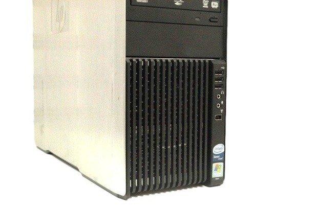 HP WorkStation Z600 2xE5645 6x2.4GHz 32GB 240GB SSD NVS DVD Windows 10 Professional PL