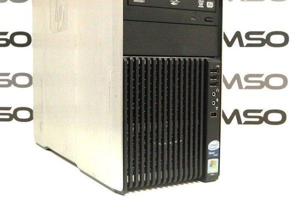 HP WorkStation Z600 E5620 4x2.4GHz 8GB 480GB SSD NVS DVD Windows 10 Home PL