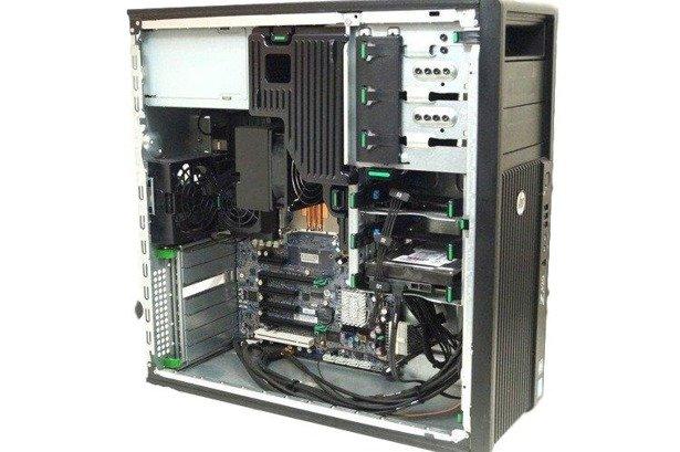 HP Z420 TW E5-1620 32GB 240GB SSD WIN 10 PRO