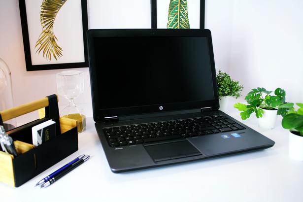 HP ZBOOK 15 G2 i7-4700MQ 8GB 240GB SSD FHD K1100M WIN 10 HOME