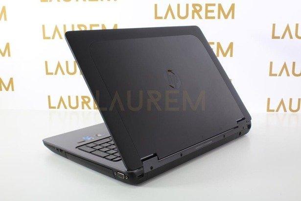 HP ZBOOK 15 i7-4800MQ 16GB 240SSD K610M WIN10 PRO
