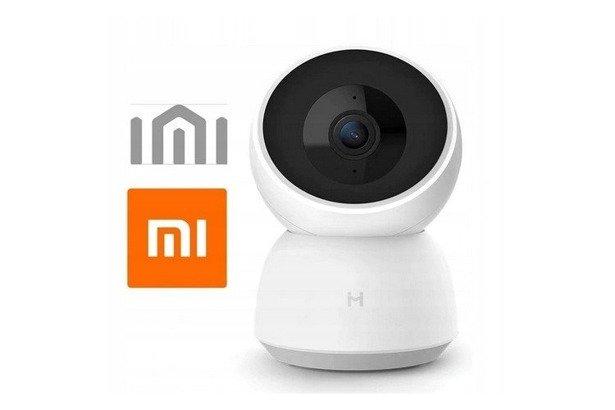 Kamera Imilab Xiaomi Niania IP 3MPX 2K H.265 360°