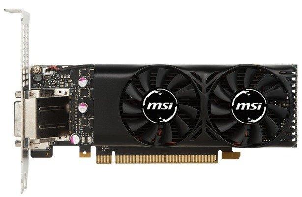 Karta Graficzna MSI Geforce GTX 1050 2GB LP