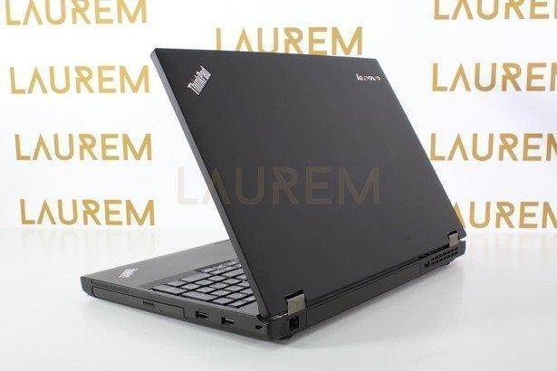 LENOVO T540p i5-4300U 8GB 500GB WIN 10 PRO
