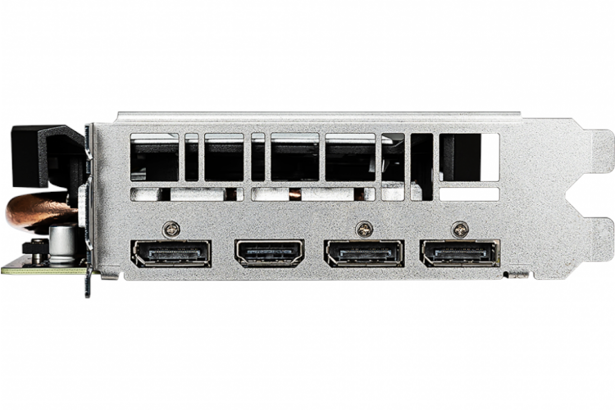 MSI GeForce RTX 2060 VENTUS XS OC 6GB GDDR6 PCI-E 192bit
