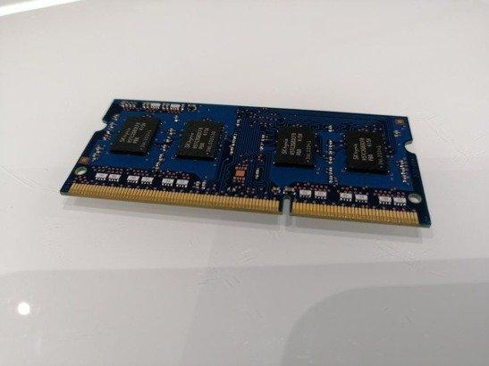 Pamięć RAM HYNIX 2GB DDR3 1600MHz Laptop PC3L