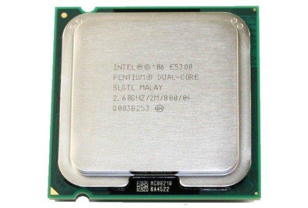 Procesor Intel Pentium Dual Core E5300 2x2,6GHz