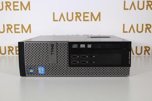 ZESTAW DELL 790 SFF i3 8GB 500 GT710 WIN10 + NEC EA223WM